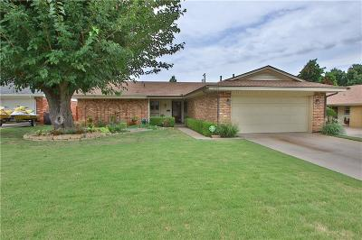 Bethany Single Family Home For Sale: 3709 N Riverside Drive