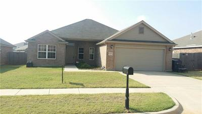 Piedmont Single Family Home For Sale: 13416 Deer Spring Drive