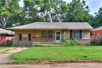 Oklahoma City Single Family Home For Sale: 3925 NW 13th Street