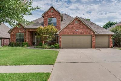 Norman Single Family Home For Sale: 3204 Riverwalk Drive