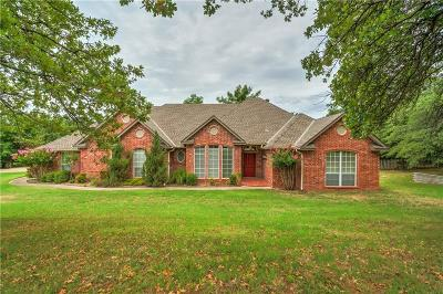 Oklahoma City Single Family Home For Sale: 9517 Winding Hollow Road