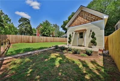 Guthrie Single Family Home For Sale: 408 S 2nd