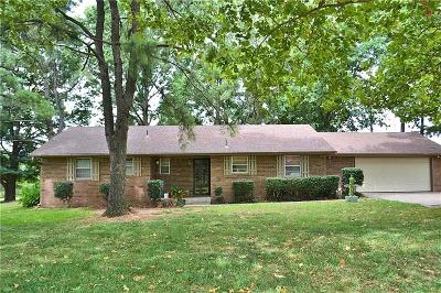 Tecumseh Single Family Home For Sale: 19806 Malone Road