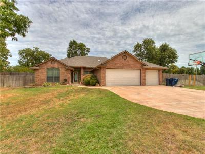 Oklahoma City Single Family Home For Sale: 13820 Bubbling Springs Court
