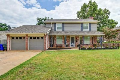Norman Single Family Home For Sale: 400 Sequoyah Trail