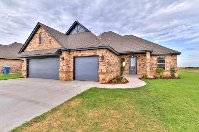 Tuttle Single Family Home For Sale: 1201 Antler Ridge