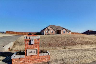 Oklahoma City Single Family Home For Sale: 6601 SE 157th Place