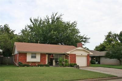 Bethany Single Family Home For Sale: 7604 NW 28th Terrace
