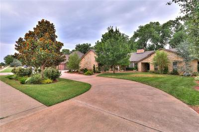 Yukon Single Family Home For Sale: 1516 Spring Creek Drive