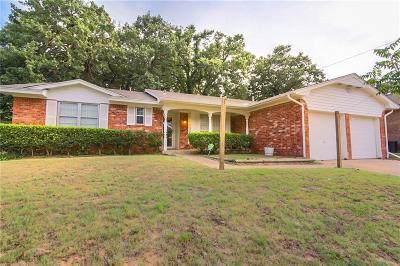 Bethany Single Family Home For Sale: 7708 NW 21st Street