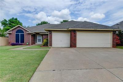 Edmond Single Family Home For Sale: 17512 Copper Creek Drive