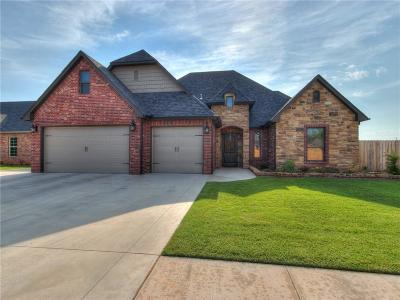 Weatherford Single Family Home For Sale: 1308 Eagle Ridge