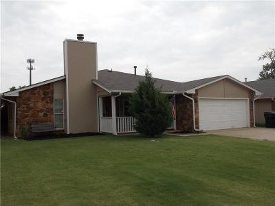 Single Family Home For Sale: 8233 NW 91st Street