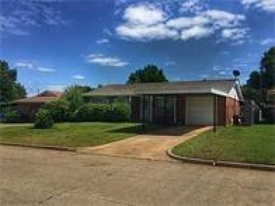 Del City Single Family Home For Sale: 4932 Michael Place