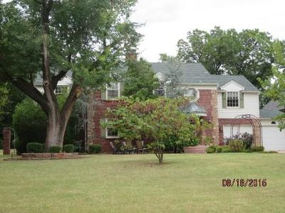Nichols Hills Single Family Home For Sale: 6512 NW Grand Boulevard