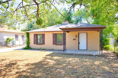 Midwest City Single Family Home For Sale: 506 E Curtis Drive