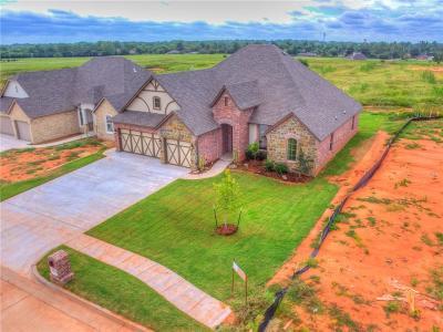 Mustang Single Family Home For Sale: 2256 E Kellan Court