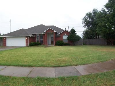 Norman Single Family Home For Sale: 2717 Chelsea Court