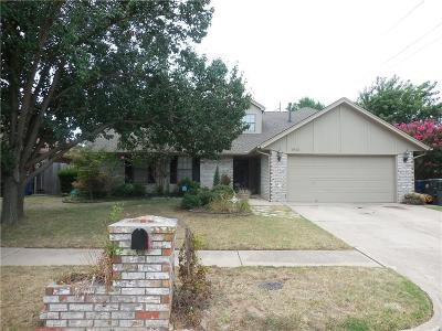Midwest City Single Family Home For Sale: 1601 Haven Drive