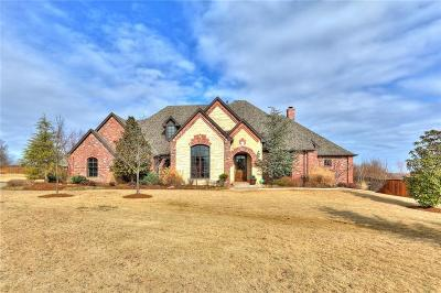 Edmond Single Family Home For Sale: 911 Ascot Circle