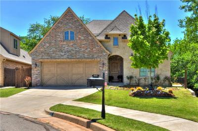 Edmond Single Family Home For Sale: 3521 Cheyenne Villa Circle