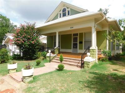 Single Family Home Sold: 324 E Washington