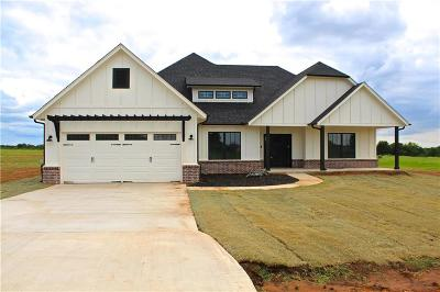 Guthrie Single Family Home For Sale: 1735 Safari Drive