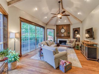Edmond Single Family Home For Sale: 3604 Rena Dawn Lane