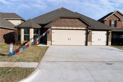 Norman Single Family Home For Sale: 1417 Skylers Way