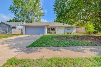 Norman Single Family Home For Sale: 2125 Allenhurst