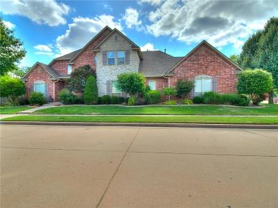 Norman Single Family Home For Sale: 4000 Bentbrook Place