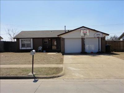 Moore Rental For Rent: 1112 SE 12th Street