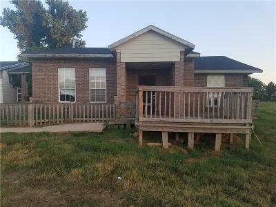 Guthrie Single Family Home For Sale: 4040 Lynda
