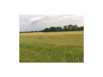 Prague Residential Lots & Land For Sale: Ns 3500 & Ew 1100 Wolverine Rd