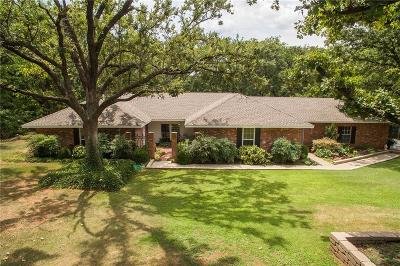 Norman Single Family Home For Sale: 2616 Morning Glory Drive