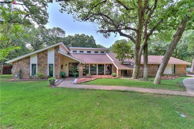 Edmond Single Family Home For Sale: 624 Oak Springs