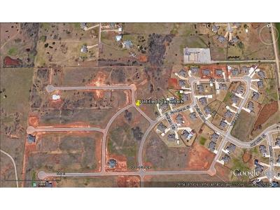 Yukon Residential Lots & Land For Sale: 9917 Cascina