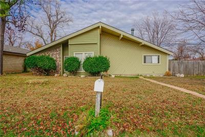 Oklahoma City Single Family Home For Sale: 8203 NW 85th Street