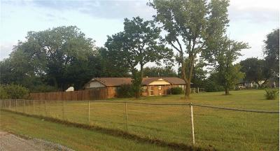Chickasha Single Family Home For Sale: 1295 County Road 1343
