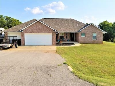 Tuttle Single Family Home For Sale: 2073 County Road 1237