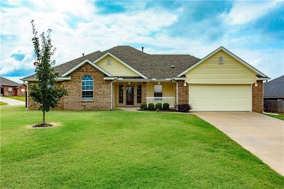 Purcell Single Family Home For Sale: 704 Northern Winds Drive