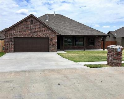 Harrah Single Family Home For Sale: 20651 Landmark Dr