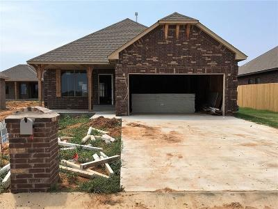 Harrah Single Family Home For Sale: 20566 Legacy Crossing