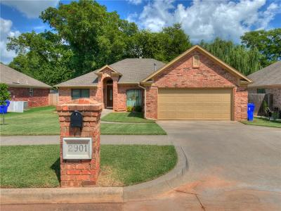 Norman Single Family Home For Sale: 2901 Weymouth Way