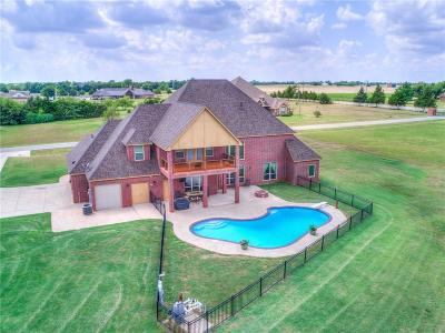 Edmond Single Family Home For Sale: 23400 Cedar Ridge Drive