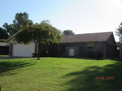 Bethany Single Family Home For Sale: 2612 N Markwell Avenue