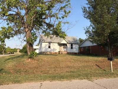 Harrah Single Family Home For Sale