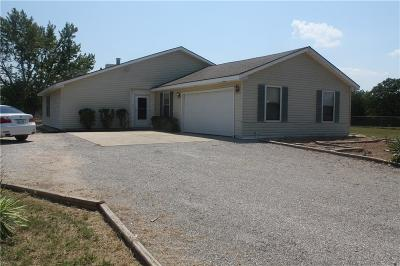 Choctaw Single Family Home For Sale: 14470 NE 50th Street