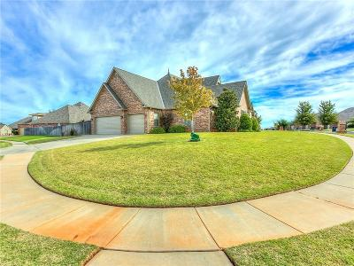Oklahoma City Single Family Home For Sale: 5409 NW 119th Terrace