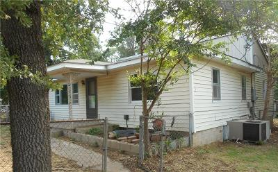 Midwest City Single Family Home For Sale: 1114 N Westmoreland